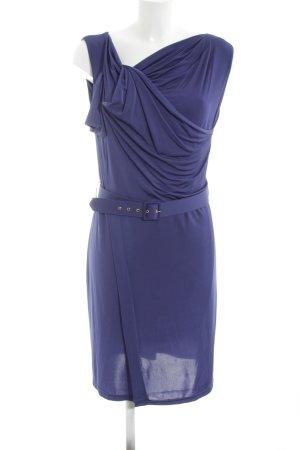 Sandro Ferrone Jerseykleid blau Casual-Look