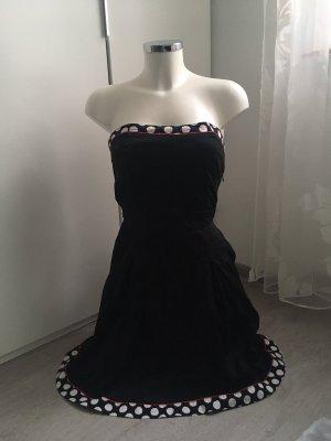 Sandro Ferrone Cocktail Dress black-white
