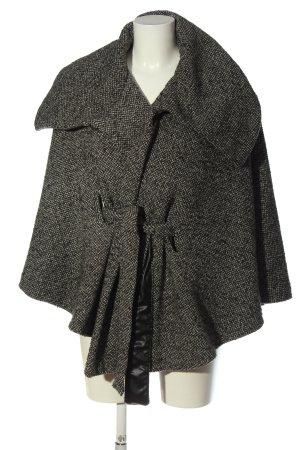 Sandro Ferrone Poncho grigio chiaro stile casual