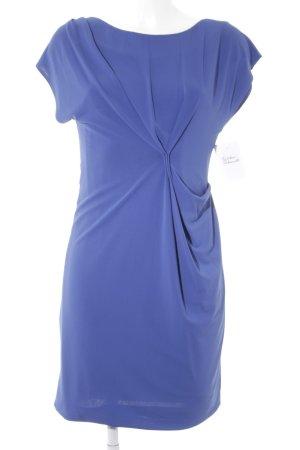 Sandro Ferrone Stretchkleid blauviolett Elegant