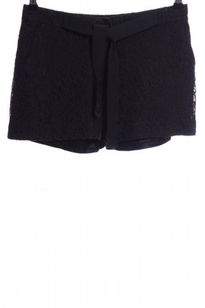 Sandro Hot Pants schwarz Casual-Look