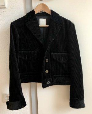 Sandro Short Jacket black