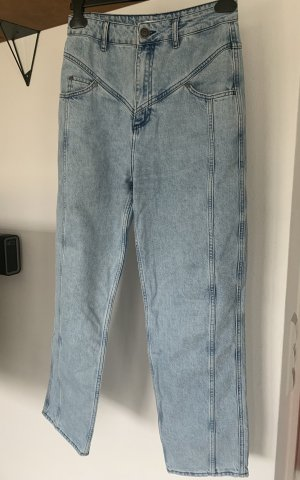Sandro Jeans mit hoher Taille