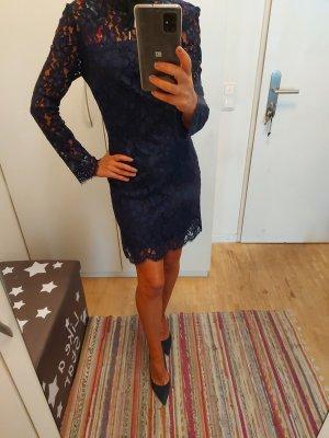 Sandro Midi Dress blue
