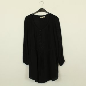 Sandro Vestido de manga larga negro