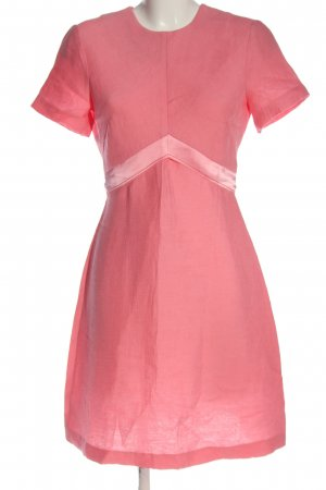 Sandro Shortsleeve Dress pink elegant