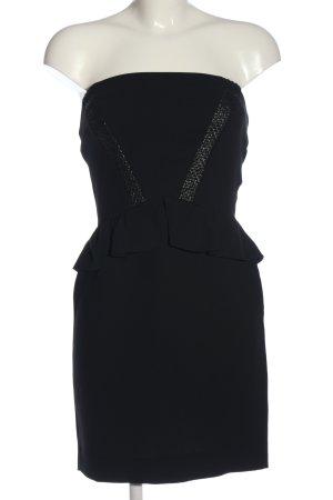 Sandro Minikleid schwarz Elegant