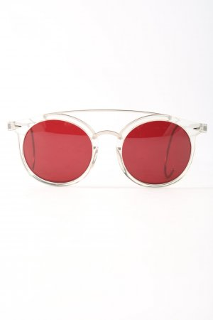 Sandro Panto Brille rot Casual-Look
