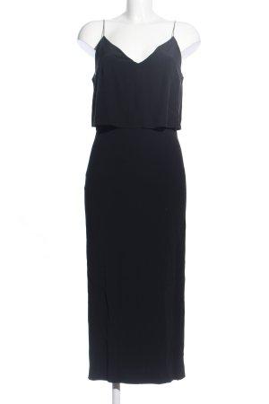 Sandro Paris Abendkleid schwarz Casual-Look