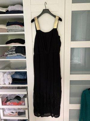 Sandro Paris Kleid spitze Designer S/M