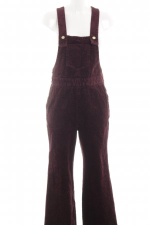Sandro Paris Overall rood casual uitstraling