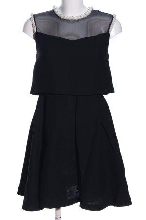 Sandro Paris Minikleid schwarz Elegant