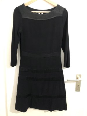 Sandro Paris schwarzes Kleid