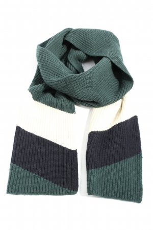 Sandro Paris Knitted Scarf striped pattern casual look