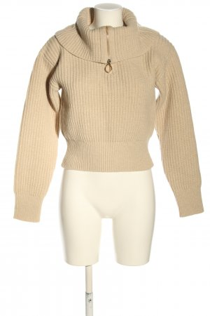 Sandro Paris Troyer creme Casual-Look