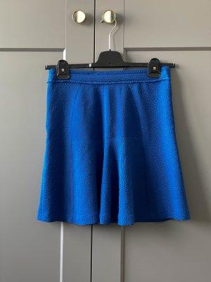 Sandro Skaterska spódnica niebieski