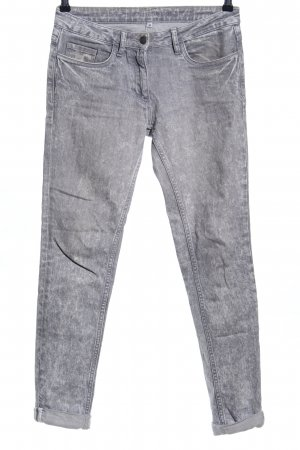 Sandro Skinny Jeans hellgrau Casual-Look