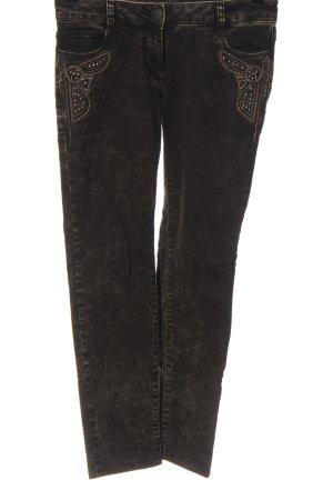 Sandro Skinny Jeans schwarz Casual-Look
