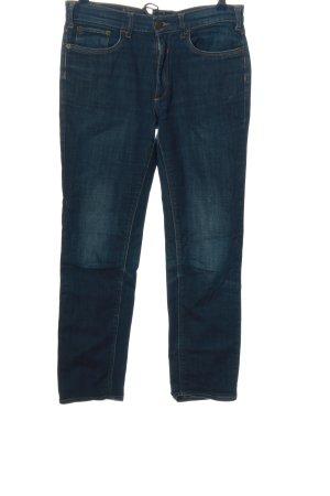Sandro Straight-Leg Jeans blau Casual-Look