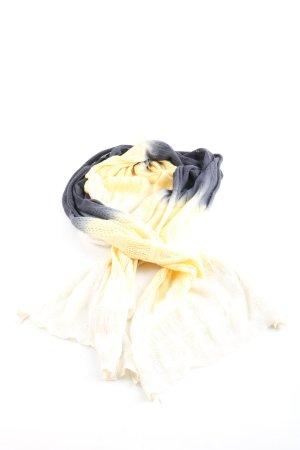 Sandro Gebreide sjaal kleurverloop casual uitstraling