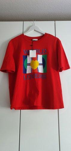 Sandro Camiseta multicolor