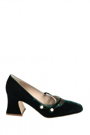 Sandro Loafers green casual look