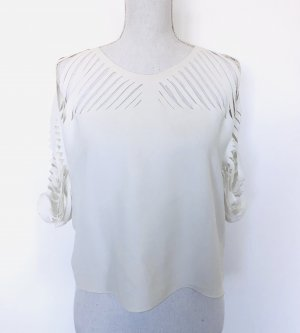 Sandro Camisa de mujer blanco