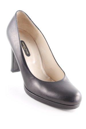 Sandro Vicari High Heels schwarz Elegant