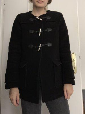 Sandro Paris Wełniany sweter czarny