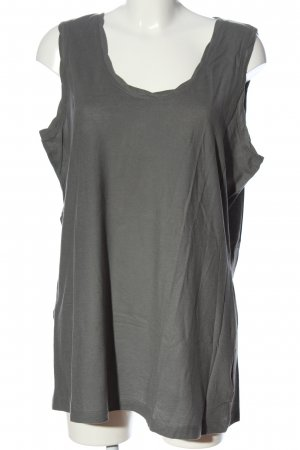 Sandwich Basic Top hellgrau Casual-Look