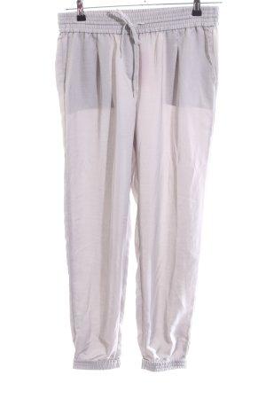Sandwich Pantalone jersey grigio chiaro stile casual
