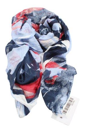 Sandwich Ręcznik plażowy niebieski-czerwony Abstrakcyjny wzór W stylu casual