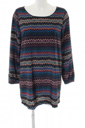 Sans Souci Minikleid grafisches Muster Casual-Look