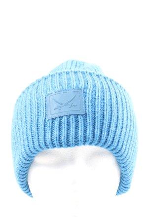 Sansibar Beanie blau Casual-Look