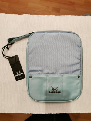 Sansibar Laptop bag baby blue-azure