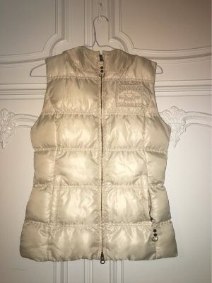 Sansibar Quilted Gilet multicolored