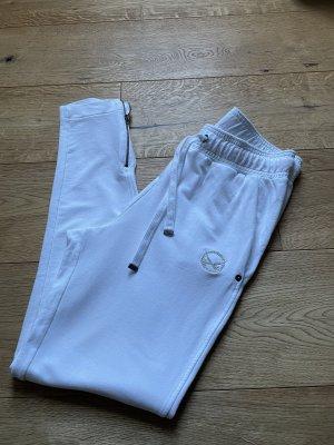 Sansibar Spodnie dresowe biały
