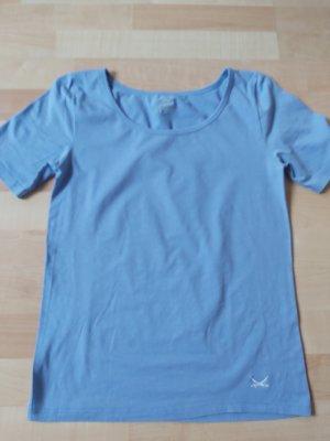 Sansibar Camiseta azul-azul aciano