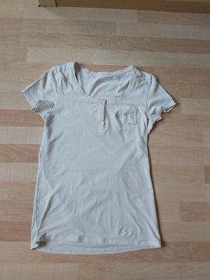 Sansibar Camiseta beige claro-amarillo claro
