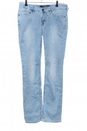 Sansibar Stretch Trousers blue casual look