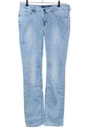 Sansibar Pantalon strech bleu style décontracté