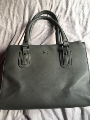 Sansibar Sylt Handtasche Grau