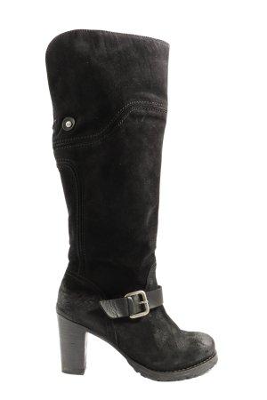 Sansibar sylt High Heel Boots black casual look