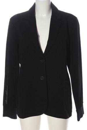 Sansibar sylt Blazer largo negro look casual