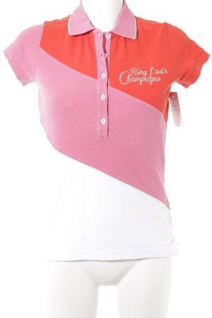 Sansibar sylt Camiseta tipo polo estampado a rayas look casual