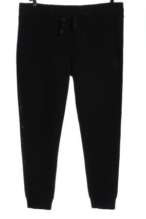 Sansibar sylt Spodnie dresowe czarny W stylu casual