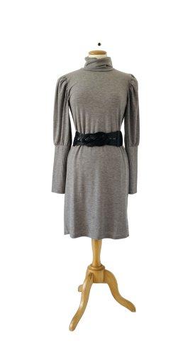 Santini Knitted Dress light grey