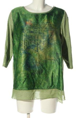 Sara Lindholm Print-Shirt