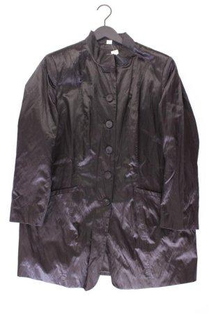 Sara Lindholm Between-Seasons-Coat black cotton