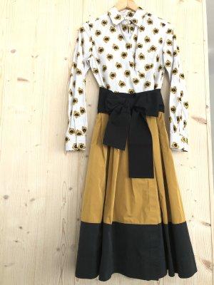 Sara Roka Wraparound black-gold orange
